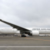 JAL、PGAツアー特別塗装機 8月から777-300ER