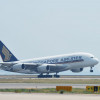 シンガポール航空、関空にA380 10月から