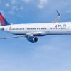 デルタ航空、A321を37機追加発注 総数82機に