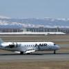 ジェイエアのCRJ200、点検不備で15便欠航
