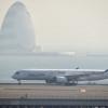 エアバスA350が離日 ハノイへ 写真特集・日本を旅立つ最新鋭機