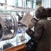IHI、豊洲で先端技術展 PW1100G模型も展示