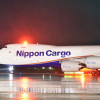 NCA、全便が運航停止 747-8Fの整備記録不備、安全確認1週間