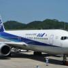 GEとANA、CF6の整備契約 767エンジンに部品供給