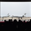 飛行検査機の新拠点、中部空港で移転式典 国交省の飛行検査センター