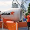 ジェットスター、SNS投稿で航空券 茨城アウトレットに撮影スポット