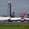 デルタ航空、羽田シフト鮮明に ビジネス需要に焦点