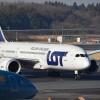 LOTポーランド航空、7月成田増便へ 787-8追加受領で、ソウルも