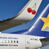 スカイマーク、6月に臨時便 羽田-札幌6往復、福岡2往復