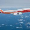 ボーイング、納入83機 受注265機 747-8、匿名顧客へ2機 17年12月