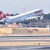 スイス国際航空、777成田導入「時間かかる」 A340、改修で運航継続