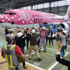 JALとJTA、沖縄でFacebookイベント10月開催 就航前の新ジンベエ遊覧飛行