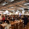 成田空港、飲食店の空席情報サービス実証実験 フードコートや吉野家