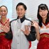 「JALを好きになってもらいたい」CAと岡本さん、ニコ超で「Calc.」踊ってみた
