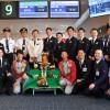 JAL、こいのぼりフライト9回目実施へ CAも全員男性、羽田-旭川線で