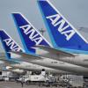 ANA、17年度の国際線利用率76.3% 旅客数、3年連続JAL上回る