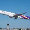 タイ国際航空、A350を日本3路線投入 初便は成田、1月17日着
