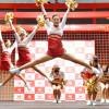 JALのCAダンスチーム「全員練習は本番前日」写真特集・空の日に華添えた「JAL JETS」