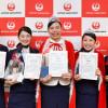 JAL接客コンテスト、新千歳接客No.1は戸田さん 仲良し同期と本選へ