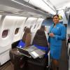 ハワイアン航空、関空にビジネス新シート 3月から、羽田にも