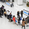 2月の訪日客、7.6%増の203万人 春節前倒し、伸び率鈍化