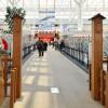 羽田空港、国際線ターミナルで江戸まつり
