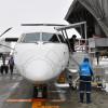 雨に濡れない「PBBアダプター」ANA、プロペラ機Q400でも搭乗橋