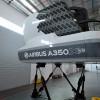 エアバス、シンガポールの訓練施設公開 A350シミュレーター