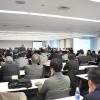 日本航空協会、国内LCCトップの講演会 300人参加