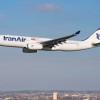 イラン航空、A330-200初号機受領 大量発注分初の双通路機