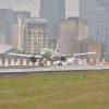 ボンバルディア、CS100で大西洋横断 ロンドン・シティ空港で急角度進入の認証取得へ