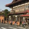 JAL自転車部、青森県内を試走 サイクリスト目線の空の旅模索