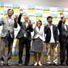 津川さん「キツネ一匹が涙誘う」 北海道の動物描いた映画『生きとし生けるもの』、エア・ドゥが協賛