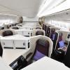 JAL、787-9新仕様機7月就航 ビジネスは足もと立体交差型