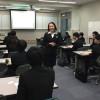 エア・ドゥ、北海学園大でCAマナー講座