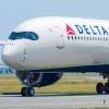 デルタ航空、A350初受領 10月から成田-デトロイト、ビジネスはドア付き個室