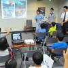 「整備士、飛行機のお医者さん」 ANA、霞が関見学デーで航空教室