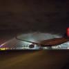 デルタ航空のA350初号機、アトランタ到着 10月から成田就航