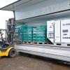 JAL、十勝から香港へトウモロコシ空輸 アジアで人気の農産品、輸出促進