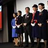 JAL、釜山就航50周年 植木社長「海外空港トップ3に入るサービス」