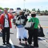 JAL、ハワイ・コナ7年ぶり再就航 大西会長「きょう夢叶った」