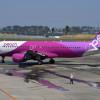 エアバス、納入55機 受注56機 ピーチ、A320を4機発注 17年9月