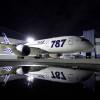 ANAの787、2号機も通常塗装へ 伊丹到着、就航時の特別塗装姿消す