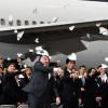 JALの17年度下期入社式が1位 先週の注目記事17年10月1日-7日
