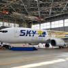 スカイマーク、10月の搭乗率86.7% 羽田発着は92.2%