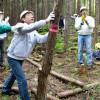 ANA、南三陸で森林保全活動 篠辺副会長「よい森でよい海ができる」
