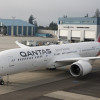 カンタス航空、787-9初号機受領