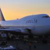 デルタ航空、太平洋線の利用率87.3% 国際線84.4%、米国内84.1% 17年12月