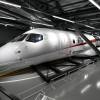 三菱重工、MRJミュージアム公開 6機目のMRJも製造中