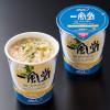 ANA、一風堂のカップ麺 国際線プレエコ、「鶏豚」スープ